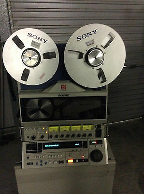 "Sony BVH2000PS (BVH-2000PS) 1"" Inch Video Recorder - Great Condition"