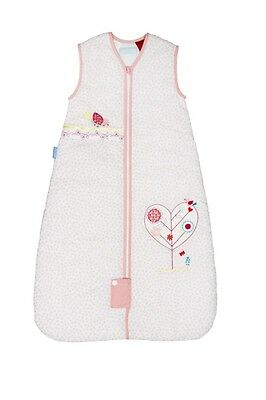 The Gro Company Grobag 1.0 Tog Travel Sleep Bag (Baby Bird) - 18-36m