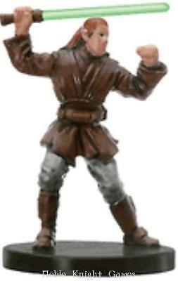 WOTC Star Wars Minis Champions o/t Force Jedi Weapon Master SW