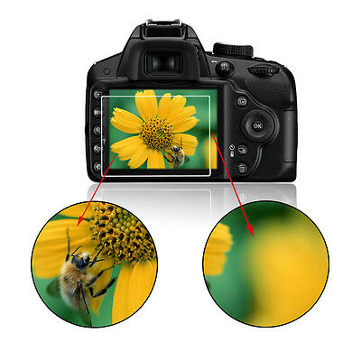 Tempered Glass Film Camera LCD Screen Protector Guard for Nikon D750/DF ZV