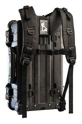 RucPac Hardcase Backpack Conversion for Peli/Pelican 1510/1535/1560+/ & Storm