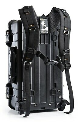 RucPac Hardcase Backpack Conversion for Peli/Pelican Biopharma BP2620 & BP3075