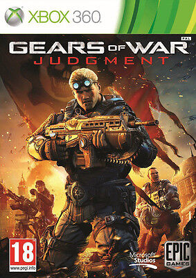 Gears Of War Judgment Xbox 360 / Xbox One  FRANCAIS JEU ENTIER .