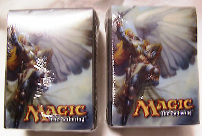 Magic The Gathering MTG 9TH EDITION CORE SET Deck Boxes x2 - New & Sealed