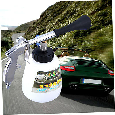 Air Opearted Car Washer Equipment Foam Gun Car Cleaning Sprayer With Brush F0