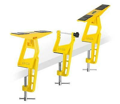 Toko Ski Vise Nordic  Yellow Tuning tools