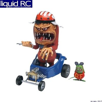 Revell S1382 Ed Roth Drag Nut Hot Rod with Rat Fink