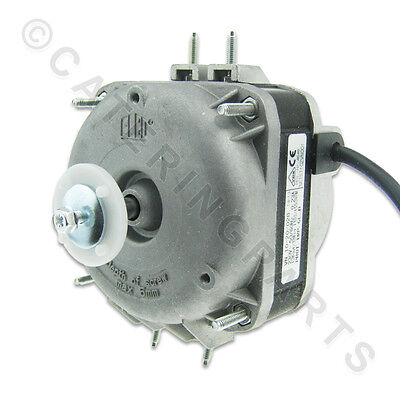 Genuine Elco 10W 10 Watt Fridge Freezer Bottle Cooler Condensor Fan Motor