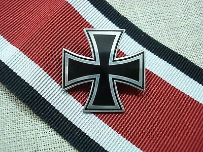 German Iron Cross Custom Pin Badge