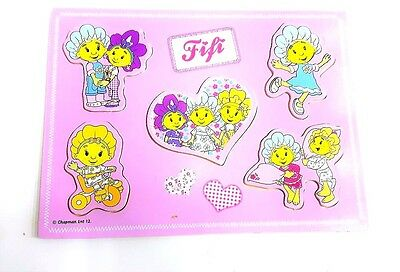 FiFi and the Flowertots Wooden Puzzles Jigsaw