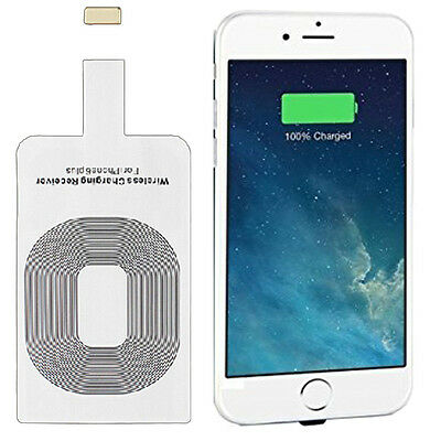 For Apple iPhone 6 6Plus 5 5s 5c Qi Wireless Charging Receiver Charger Module