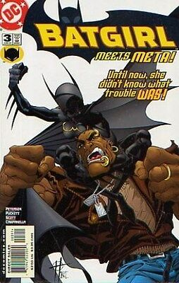 "Comic DC ""Batgirl #3"" 2000 NM"
