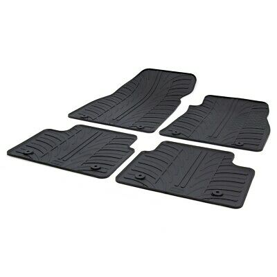 Vauxhall Insignia 2013 - 2017 Tailored Fit Rubber Moulded Car Floor Mats Set