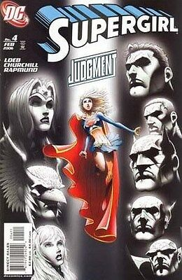 "Comic DC ""Supergirl #4"" 2006 NM"