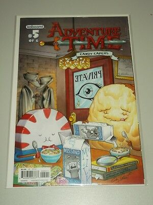 Adventure Time Candy Capers #5 Kaboom Comics Cover B Nm (9.4)