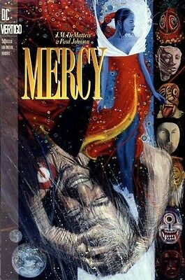 "Comic DC Vertigo ""Mercy TPB "" 1993 NM"