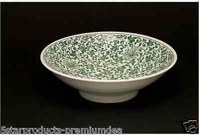 New Concept Japan Karakusa Large Bowl Japanese High Quality Porcelain Gift Box
