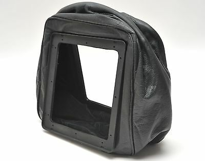 Wide Angle LEATHER Bag Bellows For Toyo View 4x5 Camera