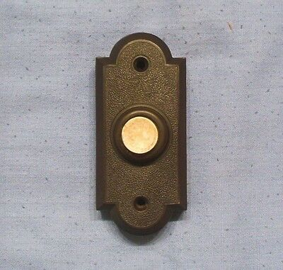 Art Deco Bakelite Bell Push
