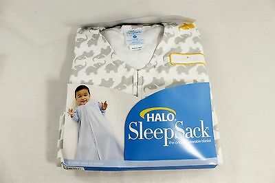 Baby Sleep Sack Halo 100% Cotton NEW Color & Size Choice