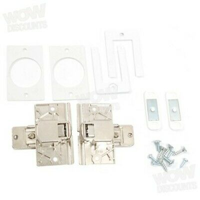 Bosch Neff Washing Machine Door Hinge, Pack of 2. Genuine Part Number 610416