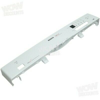 Bosch Exxcel Dishwasher Front Control Panel Fascia / Cover