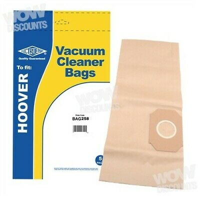 Electruepart S6 Vacuum Dust Bags for Hoover Jet and Wash H31  (Pack of 5)