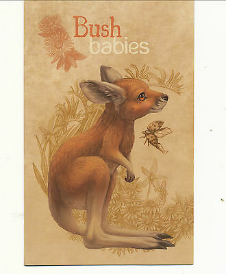 Australian Stamps: 2011 Bush Babies 2nd series  - Post Office Pack