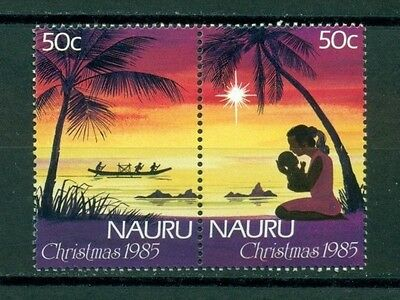 Nauru Scott #312a MNH Christmas $$