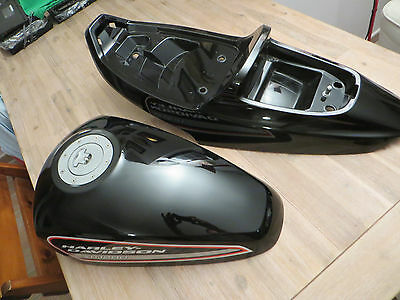 carrozzeria completa xr1200 xr 1200 Harley Davidson fender fuel cover black full