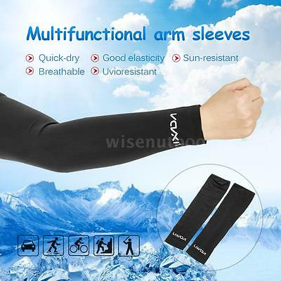 Lixada Breathable Arm Protective Sleeves For Outdoor Cycling & Running W7C2