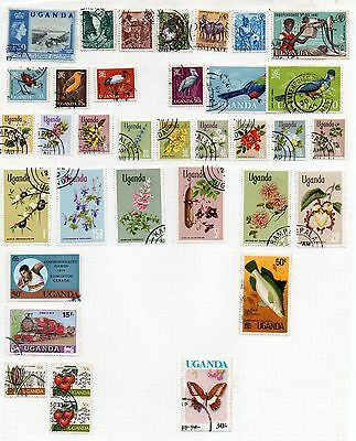 URUGUAY  Stamp Collection USED Ref:QD419