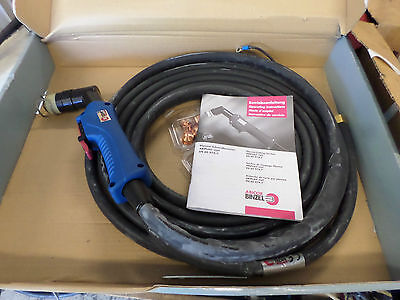 BINZEL ABICOR PLASMA TORCH and LEADS - CUT110 6M G1/4 745.D001 -- 110amp