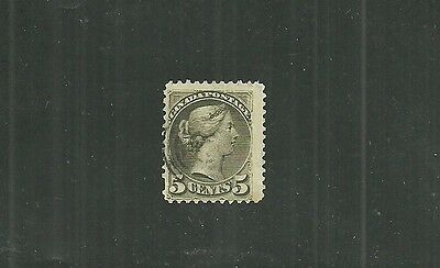Canada Stamp #38 (Used) From 1870-89.