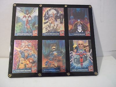 1994 Walmart Fleer Ultra X-men Silver X-Overs