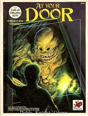 Chaosium Call of Cthulhu At Your Door SC VG