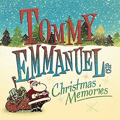 Tommy Emmanuel - Christmas Memories [CD New]