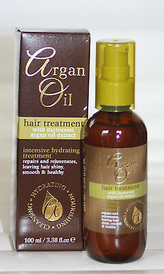 Argan Oil Hair Treatment - Intensive Hydrating Treatment - 100ml