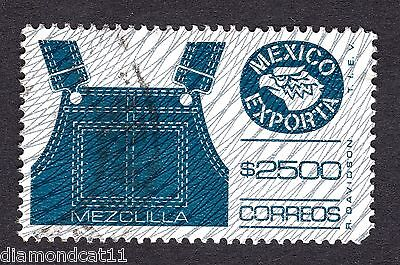 1975 Mexico 2500p Exports VERY GOOD USED SG 1360z R27397