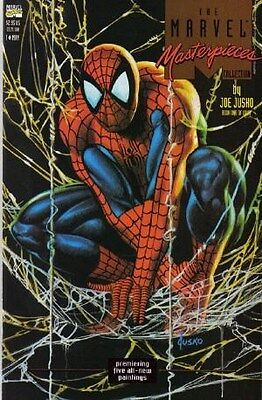 """Comic Marvel """"The Marvel Masterpieces Collection #1 Special"""" 1993 VF/NM"""