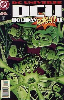 "Comic DC ""DCU Holiday Bash II Special"" 1998 VF"