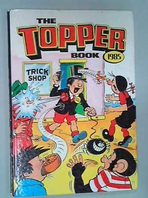 The Topper Book 1985 (Annual), D C Thomson, Good Condition Book, ISBN 9780851163