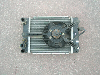 Radiator complete Kymco People 250 S 2006-2007