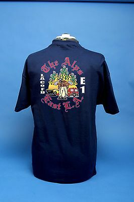Los Angeles County Fire Department East L.A.'s 1's T shirt