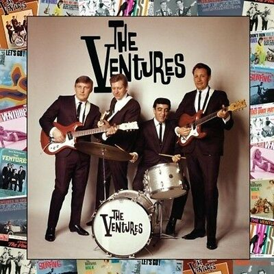 Very Best Of The Ventures (Uk Version) - 2 DISC SET - Ventures (2008, CD New)