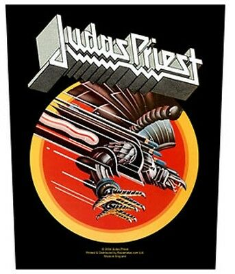 Judas priest BACK PATCH New Official Screaming