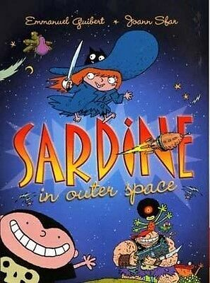 "Softcover 01 Comics ""Sardine In Outer Space #1"" 2006 NM"