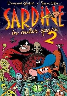 "Softcover 01 Comics ""Sardine In Outer Space #2"" 2006 NM"