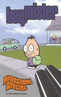 """TPB Top Shelf """"Hey Mister!: After School Special #1"""" 2002 NM"""