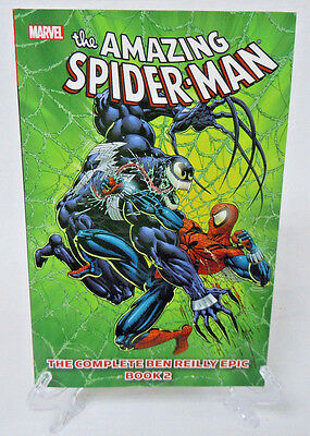 Spider-Man The Complete Ben Reilly Epic Book 2 Marvel TPB Trade Paperback New